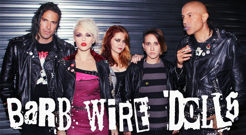 Barb Wire Dolls - Silver Lining Music