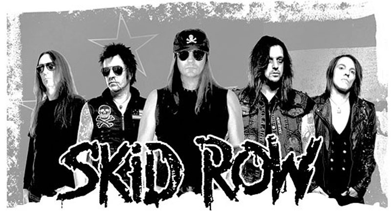 "SKID ROW - ""United World Rebellion"""